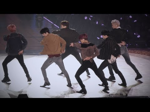 [EXplOration] EXO - Love Shot (full focus)