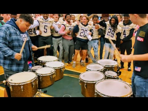 Most Hyped JIG 2 At Pep Rally