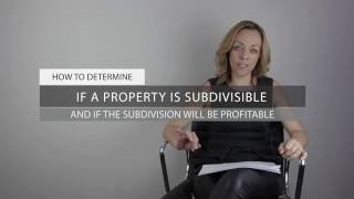R-Codes Explained - Subdividing an investment property in Perth