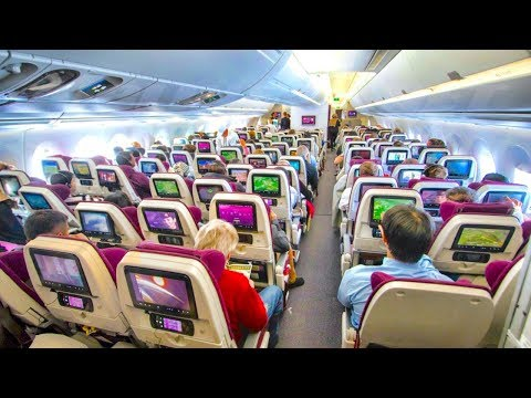 TRIPREPORT ON QATAR AIRWAYS AIRBUS A380 LONDON - DOHA (Includes First & Business)