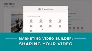 How To Reach Your Customers And Share Your Videos To Social Media