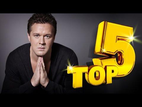 Сергей ЛЮБАВИН  - TOP 5  -  Лучшие песни 2016