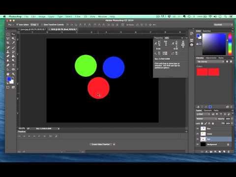 Learn Photoshop CC: RGB, Additive Color, Bit Depth