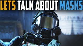 The Division | The BIG Problem With Masks & Leaderboards | Patch 1.7
