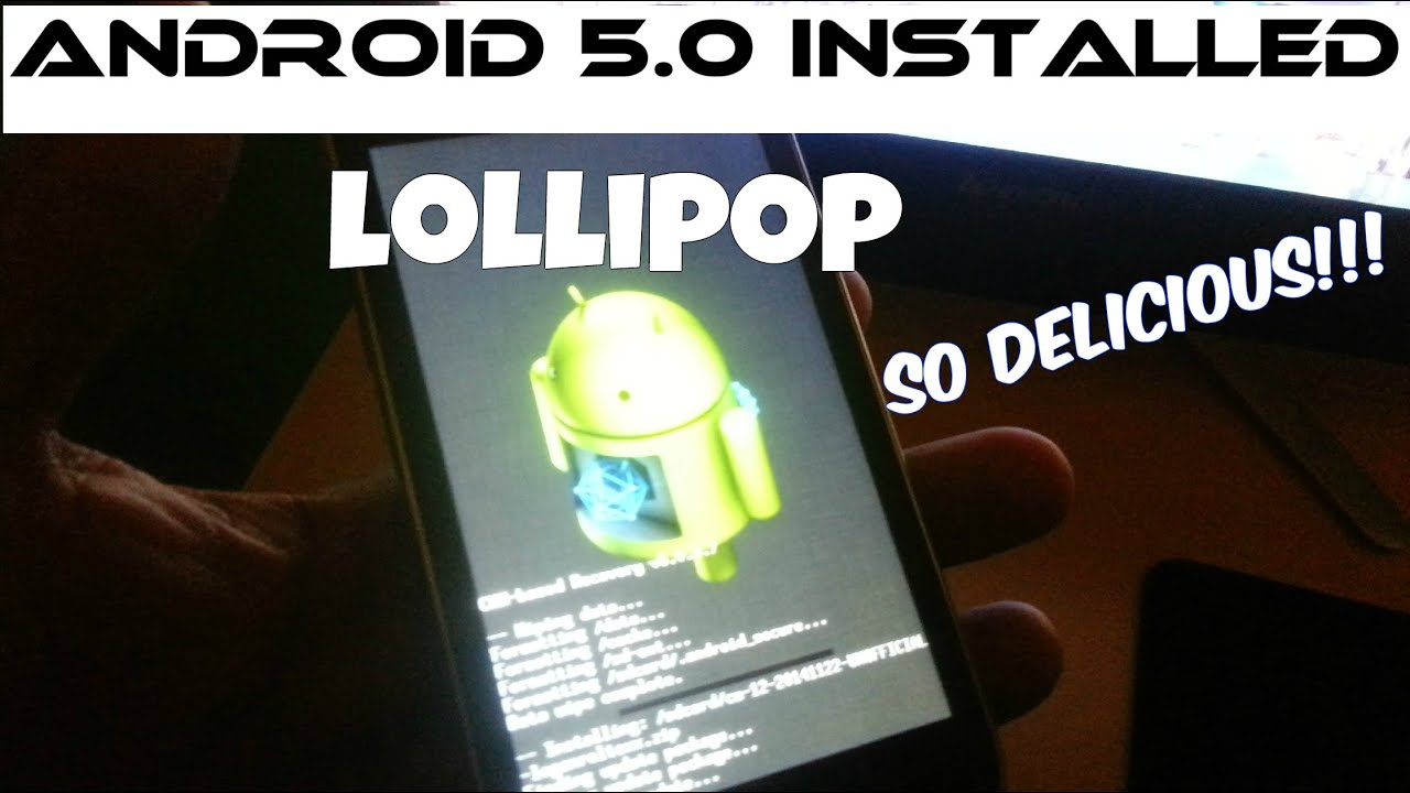 Samsung Galaxy Ace 3 Android Lollipop Videos - Waoweo