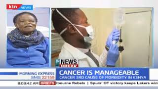 How to manage cancer and cancerous diseases | Morning Express 24th October 2018