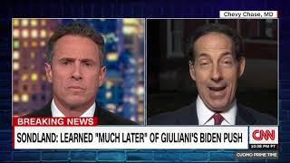 CNN - Raskin Reflects on Elijah Cummings, Sondland Testimony, Defends Camp David