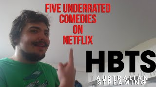 5 Must-See Underrated Comedies on Netflix - Harrison By The Stream