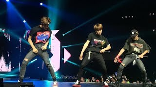 180625 [KCON18NY] NCT127 - FIRE TRUCK + WHIPLASH (zom-in ver)