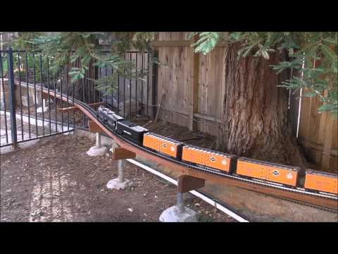 Modelling Railway Train Track Plans -Awesome Tips For Big Boy & Layout Tour G Scale
