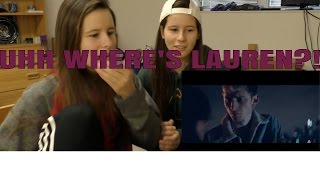 BAD THINGS REACTION VIDEO