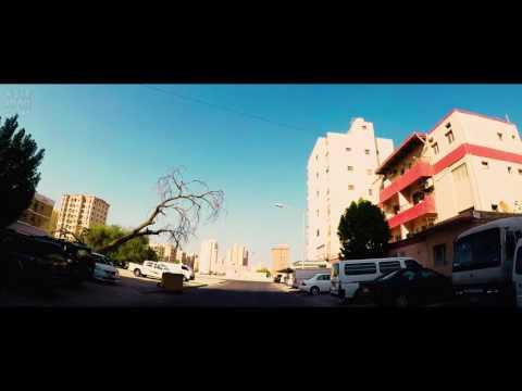 Driving in Kuwait: Salmiya Block 10