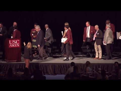 USC Aiken Hall of Fame 2018