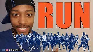Word with many definitions: RUN
