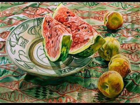 Art Talk - Janet Fish