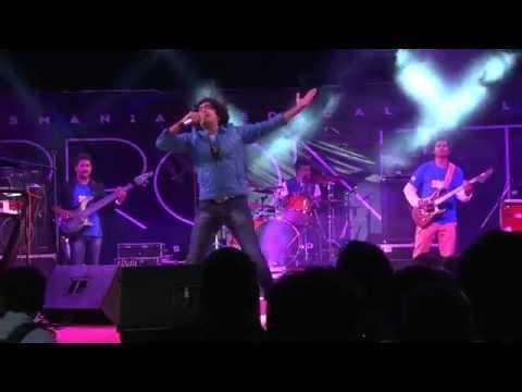 NARESH IYER & STEPHEN DEVASSY Live Performing DIL SE, ROOBAROO @ BEATS 2014, Osmania medical college