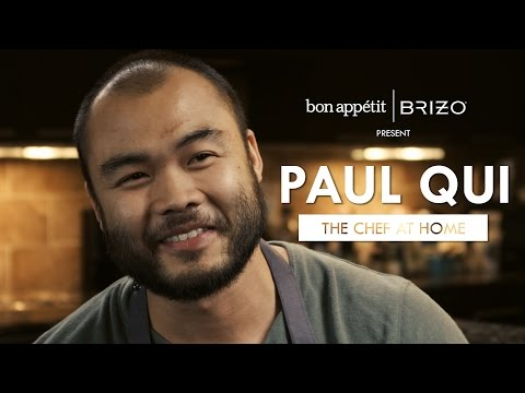 "Brizo and Bon Appétit Present: ""Paul Qui: The Chef at Home"""