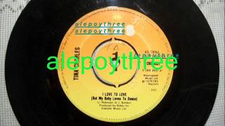 Tina Charles - I love to love (but my baby loves to dance) 45 rpm