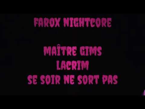 Ce soir ne sort pas Nightcore