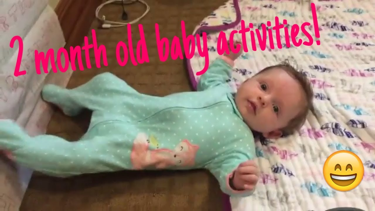 Activities For 2 Month Old Babies Bobbie Loves Kicking Tissue Paper