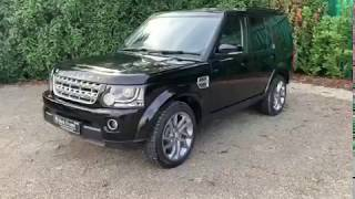 2014 64 LAND ROVER DISCOVERY 4 3.0 SDV6 HSE 5d 255 BHP