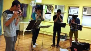 陀飛輪 (Eason Chan) - Harmonica Quintet