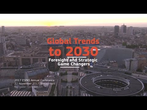 """#ESPAS17: """"Global Trends to 2030: The Making of a New Geopolitical Order?"""""""