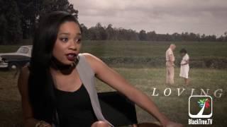 Terri Abney Interview for Loving