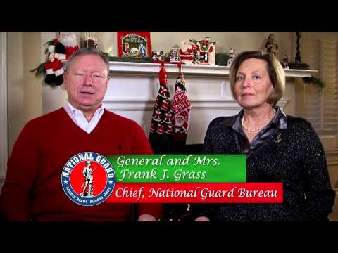 General and Mrs. Grass Wish Everyone a Happy Holiday Season!