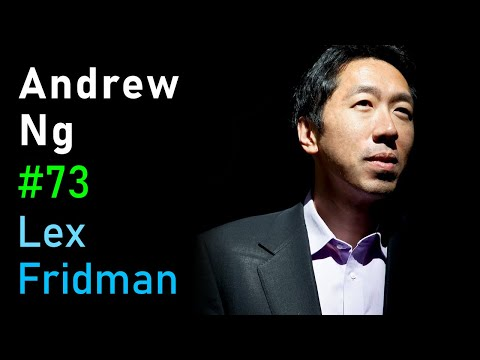Andrew Ng: Deep Learning, Education, and Real-World AI | Lex Fridman Podcast #73