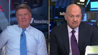 Jim Cramer: Bank of America could be the star of the day