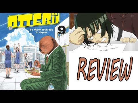 Otter No. 11 Manga Review