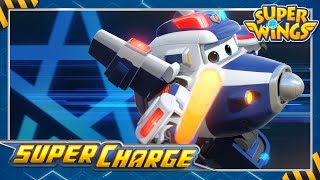 [super wings season4] Supercharged Paul!