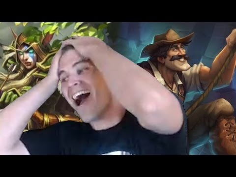 (Hearthstone) Playing Epicly Bad Reno Hunter