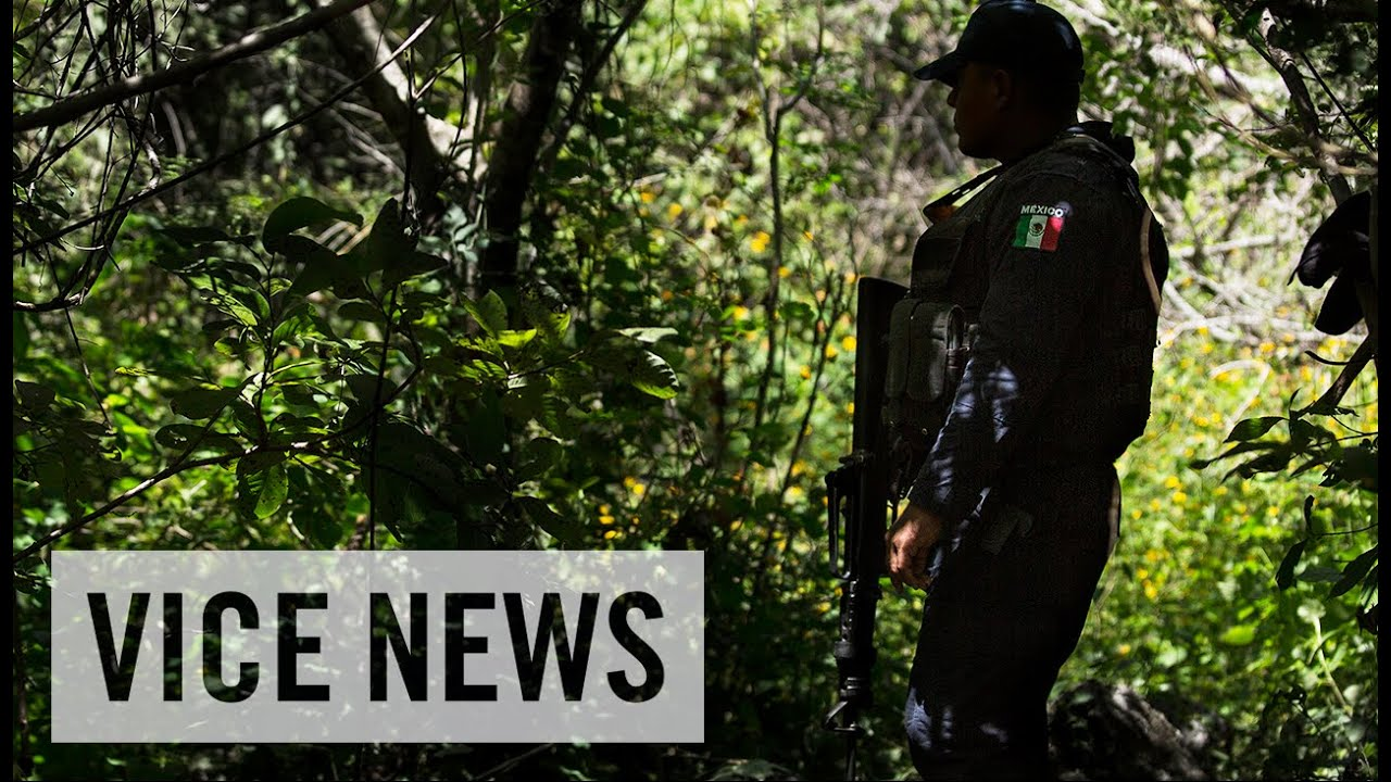 The Missing 43: Mexico's Disappeared Students