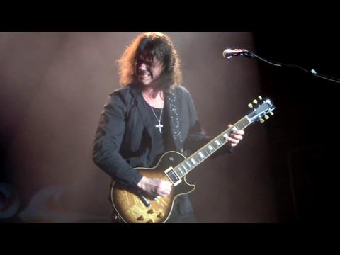 EUROPE 2014 Live - John Norum Solo & Girl from Lebanon