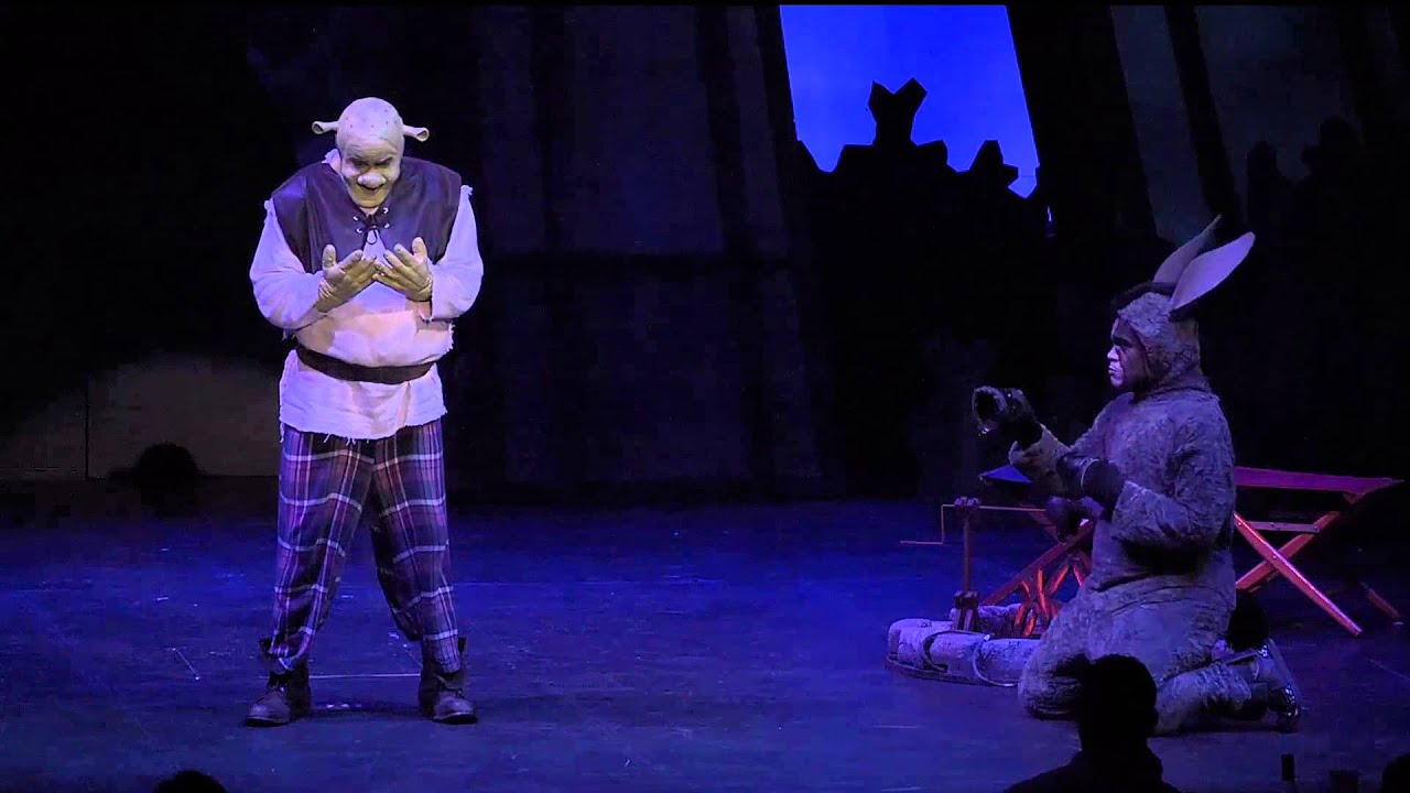 Download Shrek The Musical - Who I'd be
