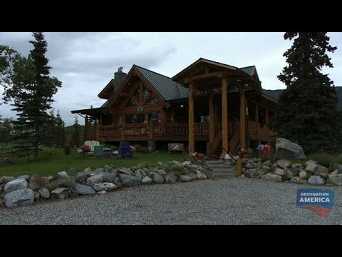 $1.2 Million Eccentric House on a Glacier | Buying Alaska