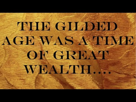 Captain of Industry Trailer: Gilded Age