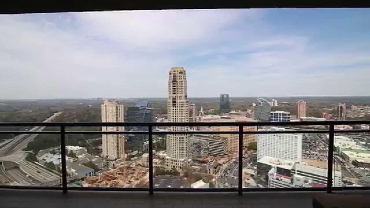 Sovereign Condominium Buckhead Atlanta Unit 3203 YouTube