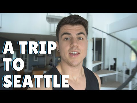 Goodbye Canada | Hello American Cheeseburgers and Pizookies | Mini Vacation in Seattle