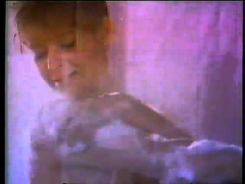 Kate Capshaw 1980 Caress Soap Commercial