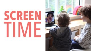 LoveParenting: SCREEN TIME! What's the peaceful parenting approach?