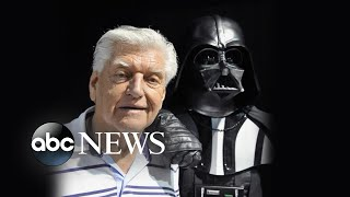 David Prowse, the original Darth Vader, dead at 85