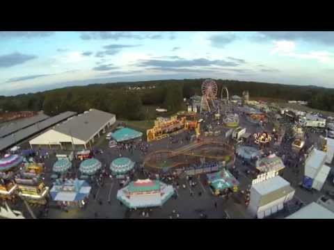 Coosa Valley Fair Rome Georgia