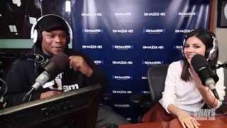 Интервью Виктории Джастис на радио «Sirius XM» [русские субтитры]