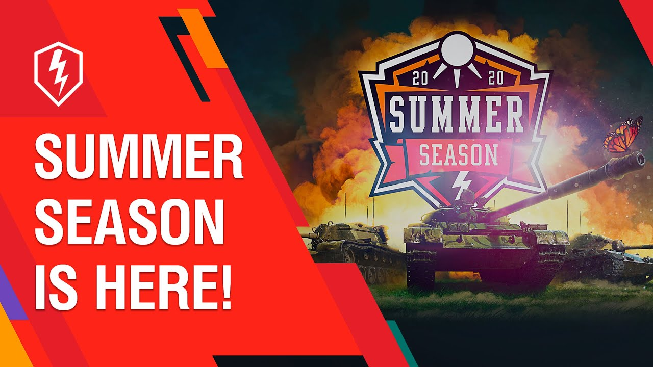 WoT Blitz. The Summer tournament season kicks off!