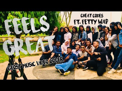 Cheat Codes - Feels Great ft. Fetty Wap (Unofficial Video)