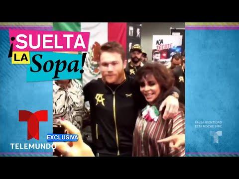 Cristian Castro se esconde de nuestra cámara en Las Vegas | Suelta La Sopa | Entretenimiento