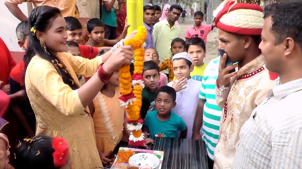 Bangladeshi Village Wedding | গ্রামের বিয়ে ।| বাংলা বিয়ের গান || কান্দিসনারে বিন্দিয়া || Biyer Gaan